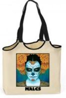 Canvas bag with MALCS original design 2012