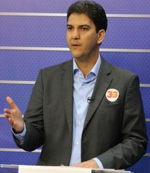 Candidato a prefeito Eduardo Braide