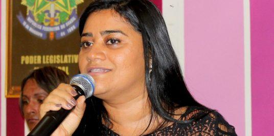 Quase ex- prefeita de Axixá, Roberta Barreto planta factoide em blogs da capital