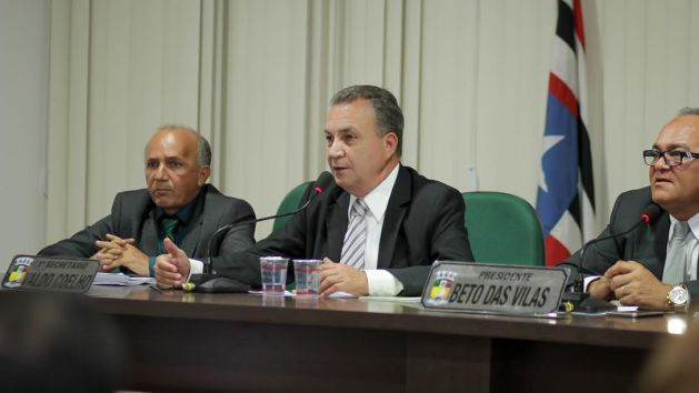 Luis Fernando apresenta prestação de contas do 1º quadrimestre de 2017