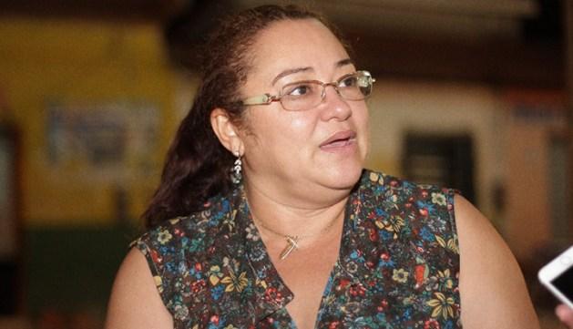 Ex-prefeita Malrinete Gralhada