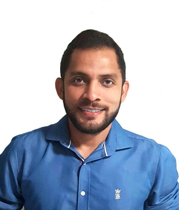 Vice-prefeito de Cândido Menes, Jofran Braga Costa.