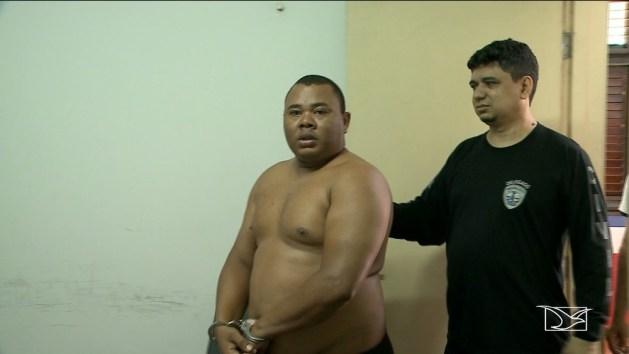 Vigilante José Arnaldo Soares foi preso por suspeita de extorsão a comerciantes.