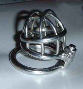 Jail Bird chastity device