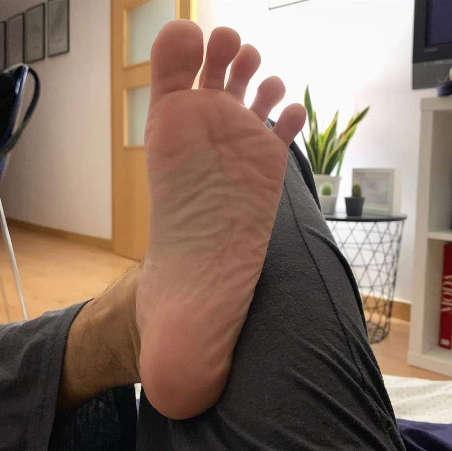 Ilopexfeet's bare sole