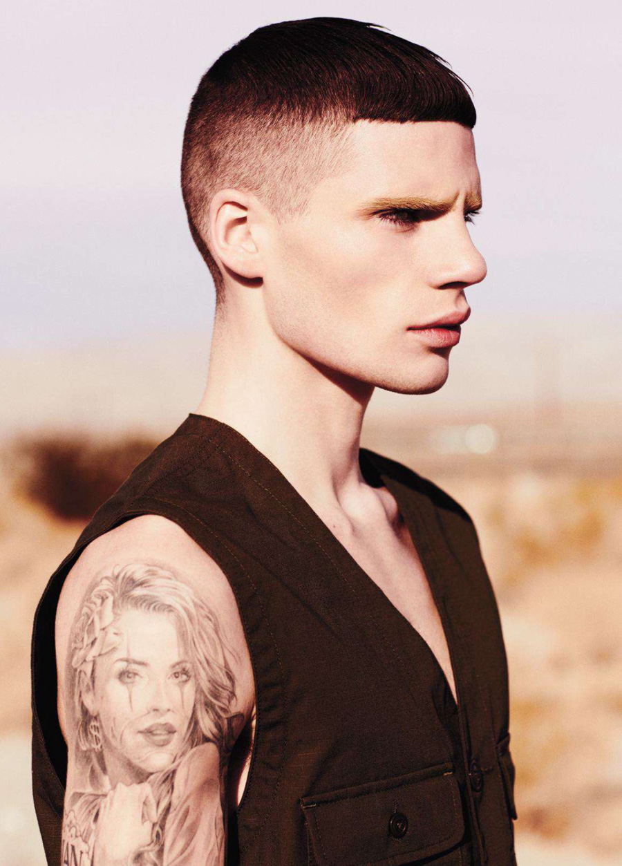 Toby Leonard By Bruno Staub For Out