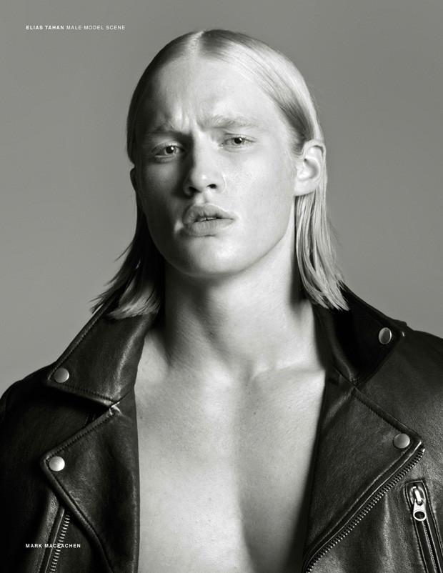 Mark Maceachen By Elias Tahan For Male Model Scene