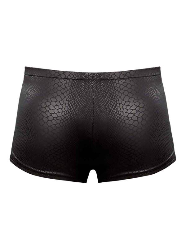 Black Cobra Mini Short mens sexy lingerie underwear