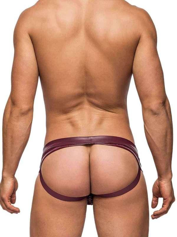 Dazzle Panel Jock mens sexy lingerie underwear
