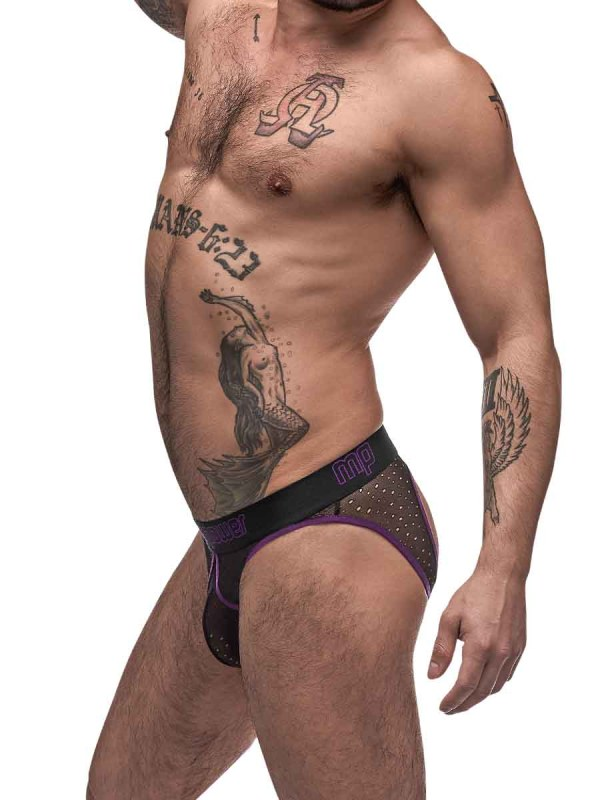 mens sexy sheer lingerie backless underwear