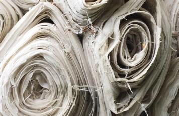 Cotton Fabric Fibers