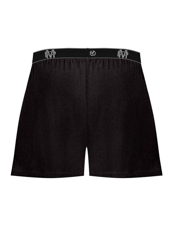 Bamboo Boxer Black mens sexy lingerie underwear
