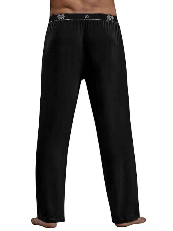 Bamboo Lounge Pant Black mens sexy lingerie underwear