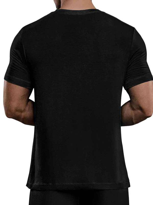 Bamboo T-Shirt Black