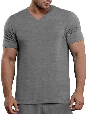 Bamboo T-Shirt Grey
