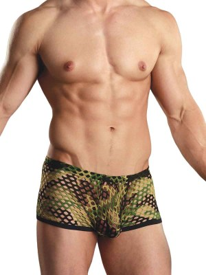 Net Camo Mini Short