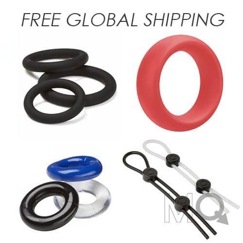 Cock Ring Starter Pack