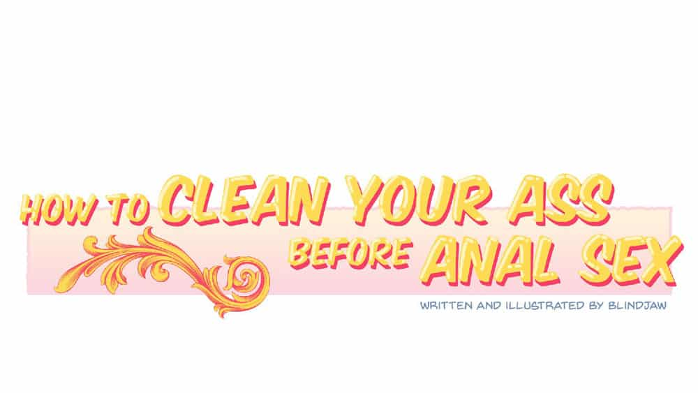 Remarkable, how to prepare for clean anal 478 where can