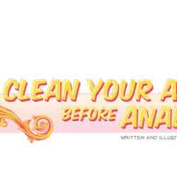 How to Clean Your Ass Before Anal Sex | A Visual Guide