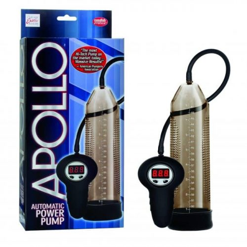 APOLLO AUTO POWER PUMP SMOKE