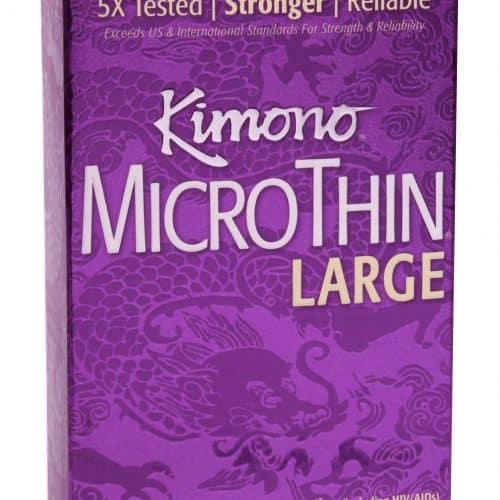 KIMONO MICROTHIN 12PK LARGE