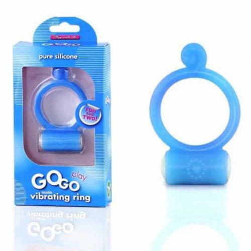 PLAY WITH ME GO GO PLAY RINGS BLUE