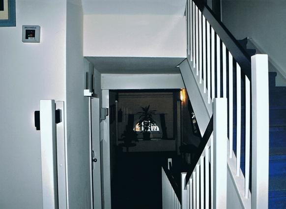 Hotel New Orleans Treppenhaus1