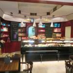 Innenraumbeschichtung im Cafe Hahn in St. Veit