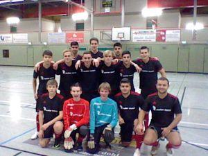 A-Jugend der FSV Werdohl