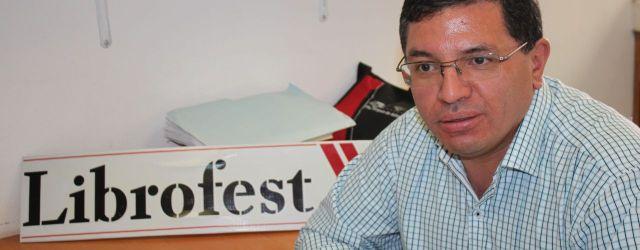 """El doctor Carlos Juan Núñez Rodríguez, coordinador del libro """"Ética y Capitalismo: una mirada crítica en el Siglo XXI"""", que se presentará en el polo cultural del norte de la CDMX, Librofest Metropolitano 2017, en la UAM Azcapotzalco."""