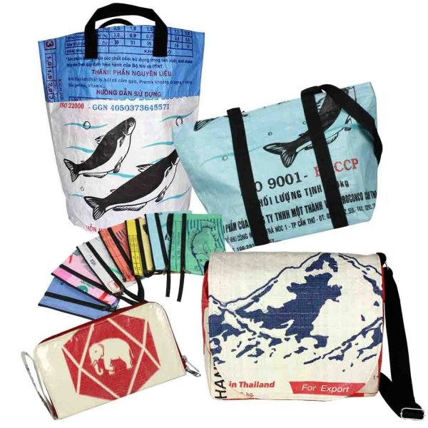 recycled fair trade mystery bundle