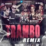 Xander El Nuevo Proyecto Colabora Con Watussi, OG Black, Japanese & JQ En (Trambo Remix)