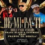 Shaka Black & Yazunori Ft. Franco El Gorila – De Mi Pa Ti (2Ble Paso Version)