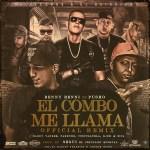 Benny Benni Ft. Pusho, Daddy Yankee, Cosculluela, Farruko, D.OZi & El Sica – El Combo Me Llama (Official Remix) (iTunes)