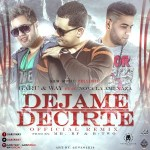 Garu & Way Ft. Nova La Amenaza – Dejame Decirte (Official Remix)