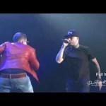 Nicky Jam y De La Ghetto – Si Tu No Estas (Live Choliseo 2015)