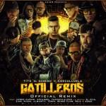 Tito El Bambino Ft Cosculluela, Kendo Kaponi, Arcangel, Ñengo Flow, Farruko, El Sica, Genio, Ñejo & Mas – Gatilleros (Remix) (Preview)