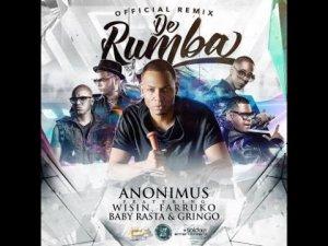 anonimus ft wisin farruko baby r - Anahí Ft Wisin – Rumba (Preview)