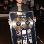 Farruko es disco de oro y doble platino