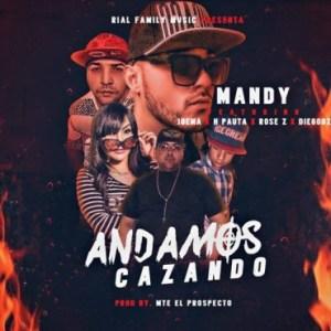 Mandy The Elegant H Pauta Joema Rose Z DiegoBZ Andamos Casando 370x370 6 - Jetson El Super Ft. Endo – Andamos Revelao (Official Video)