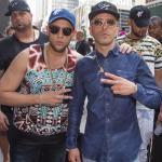 Messiah y Yandel en La Celebración de La Parada Puertorriqueña de Roc Nation