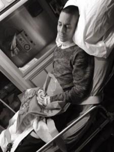 1465591674babyrazsz - Almighty Salió Del Hospital Directo A Tatuarse- Sorpresa!
