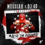 Revelan la lista de canciones del nuevo disco de Messiah