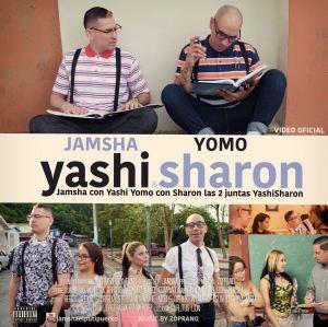 """Jamsha y Yomo llegan a medio millón de visitas con """"Yashi y Sharon"""" - Yomo – La Resurrección (Behind The Music)"""