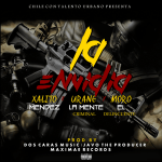 Xalito Mendez Ft. Urane La Mente Criminal & Moro El Delincuente – La Envidia (Prod. Javo The Producer)