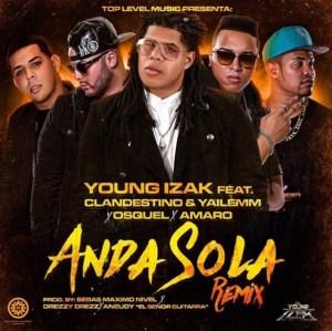 Anda Sola Remix - Carlitos Rossy – Anda Deja (Official Video)