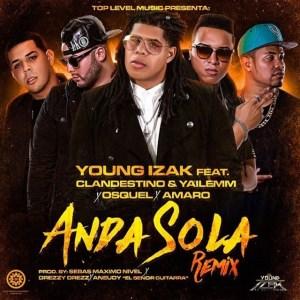 Anda Sola Remix 370x370 - Dj Jamsha - Daddy Yankee vs Don Omar (2015) (Old School Version)