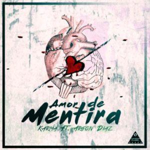 Cover Amor de Mentira 370x370 3 - Churo Díaz Ft. Nacho - El Universo de Tu Amor