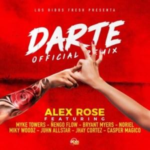 91 - Myke Towers, Alex Rose y Jhay Cortez - Darte Remix (Live Choliseo)