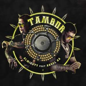 Almighty Ft. Anuel AA Tambor 300x300 - Almighty Ft. Noriel – Tambor (Preview)